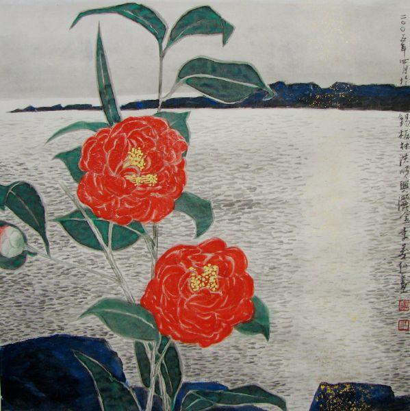 李義弘-茶花
