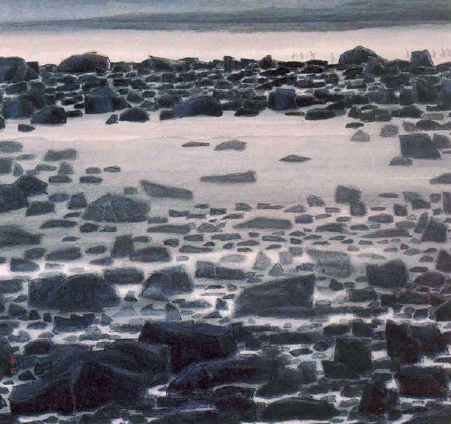 李義弘-石滬與釣客