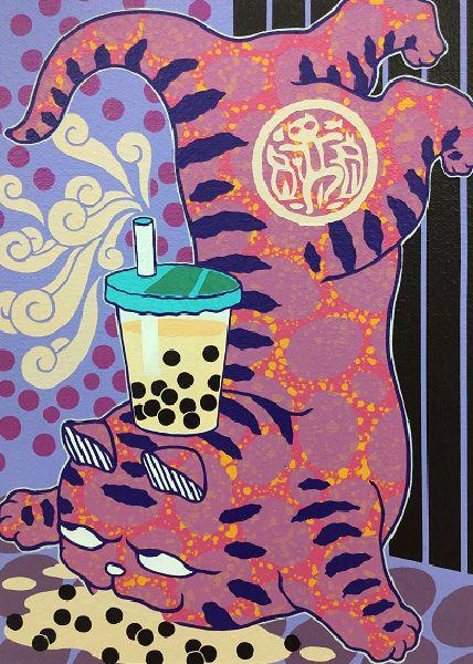 廖堉安-有點難喝的珍珠奶茶 The Bubblw Tea is hard to drink