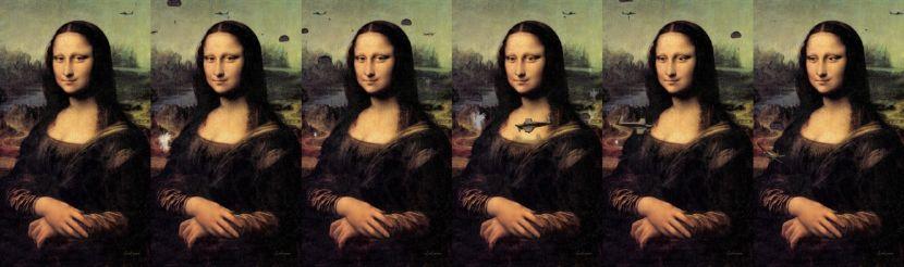李二男-蒙娜麗莎的微笑