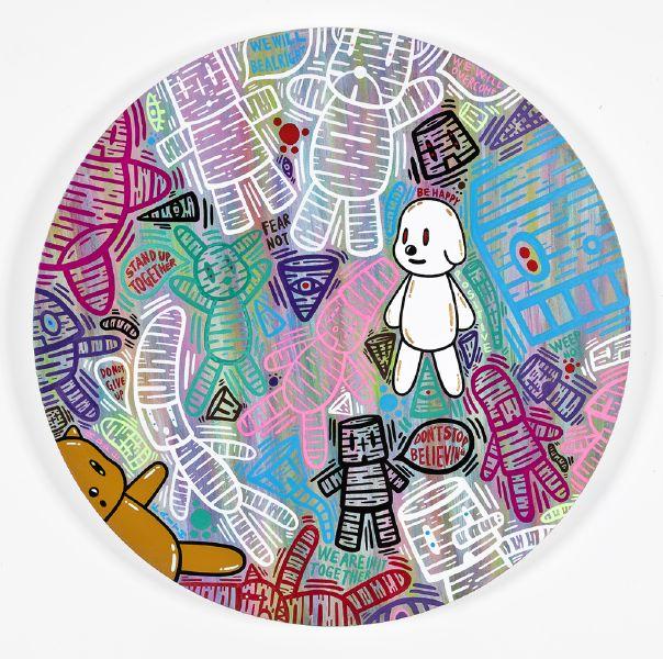 姜錫鉉-塗鴉1 Scribble1