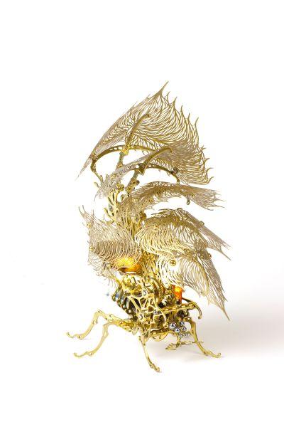 崔旴嵐-金色昆蟲之燈