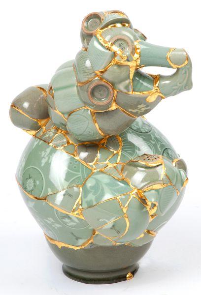 李受徑-變形花瓶 G9
