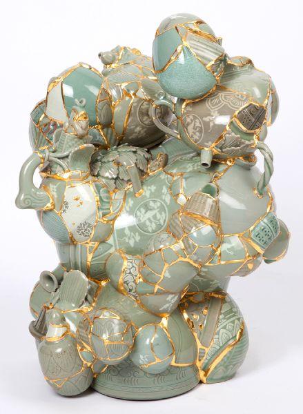 李受徑-變形花瓶G8
