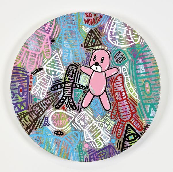 姜錫鉉-塗鴉3 Scribble 3