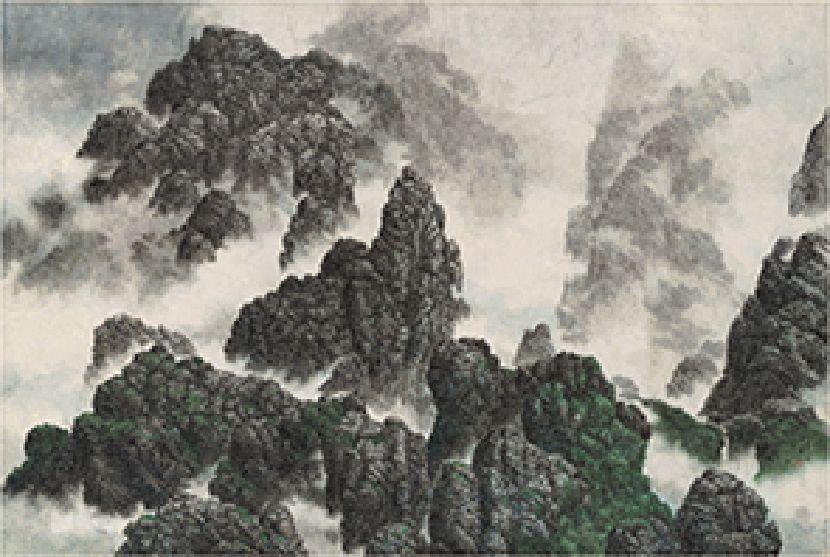 夏一夫-雲山