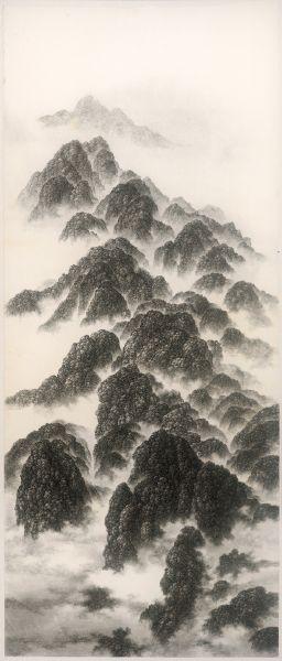 夏一夫-重山 Layers of Mountains