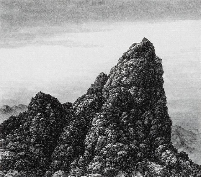夏一夫-青山綠石 Green Mountain Rocks