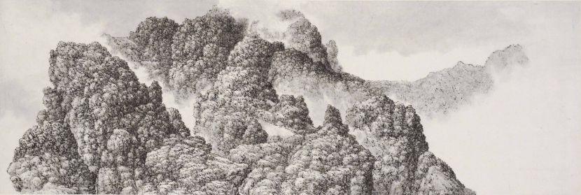 夏一夫-山水 Landscape