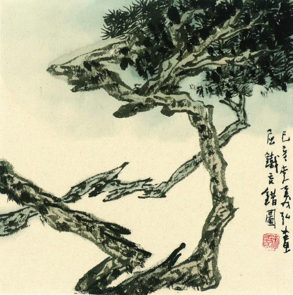 李義弘-屈鐵交錯圖