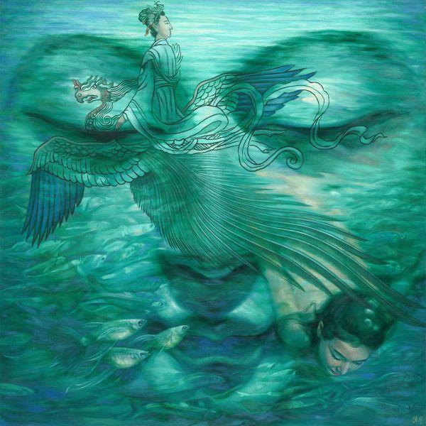 張振宇-墜入愛河的女神