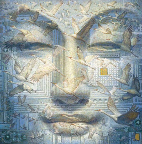張振宇-大圓鏡智-虛擬實境的數字生命