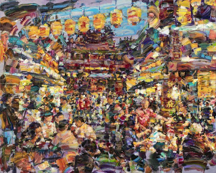 翁明哲-基隆廟口的輝煌