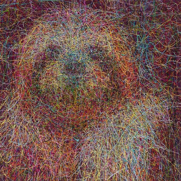 翁明哲-笑獸66#樹懶的微微笑。