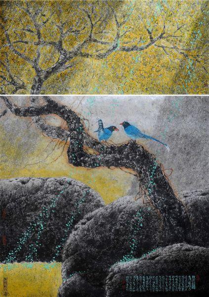 李振明-秋之藍鵲