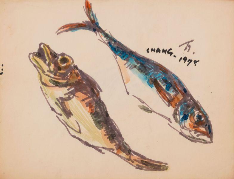 張萬傳-雙魚
