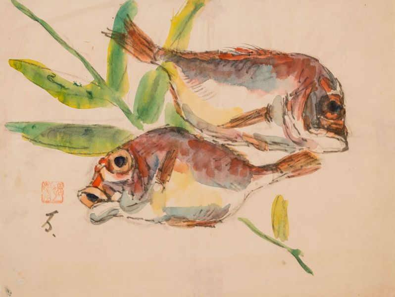張萬傳-石咾魚