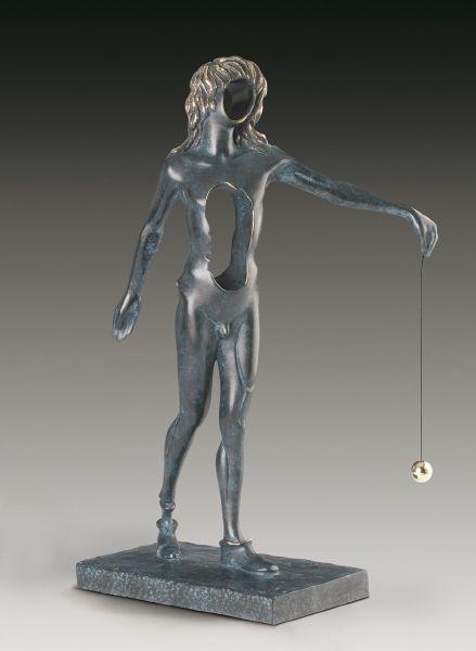薩爾瓦多.達利-Surrealist Newton