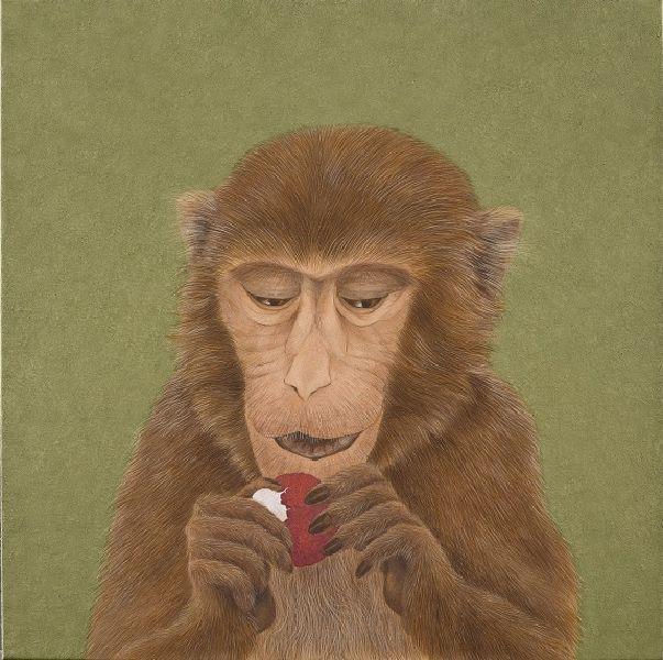 鍾舜文-高毛猴-哇喔