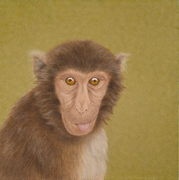 鍾舜文-高毛猴-咧咧