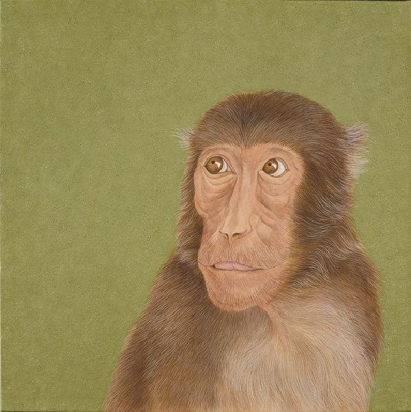 鍾舜文-高毛猴-耶咿