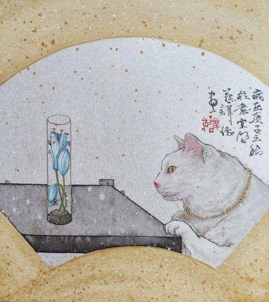 蔡譯德-白貓遇上愛II