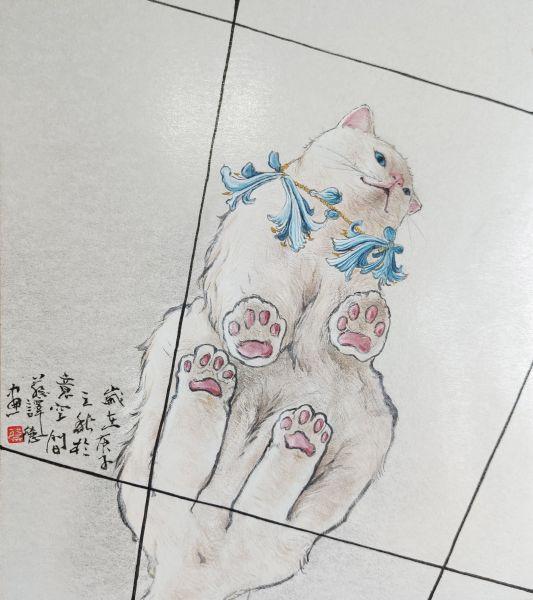 蔡譯德-白貓遇上愛III