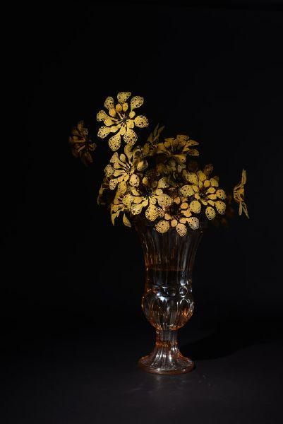 吳竟銍-瓶花系列-Bert