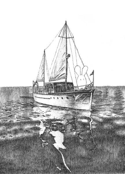 郭人嘉-出航