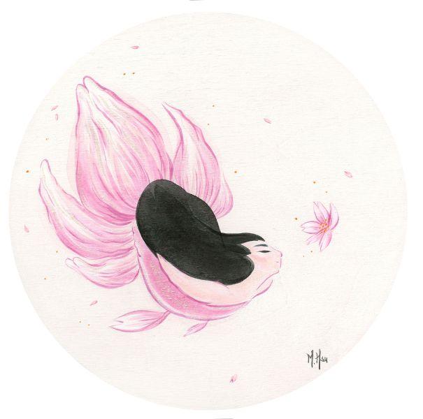 徐鈺樺 -Sakura Mermaid 櫻花人魚