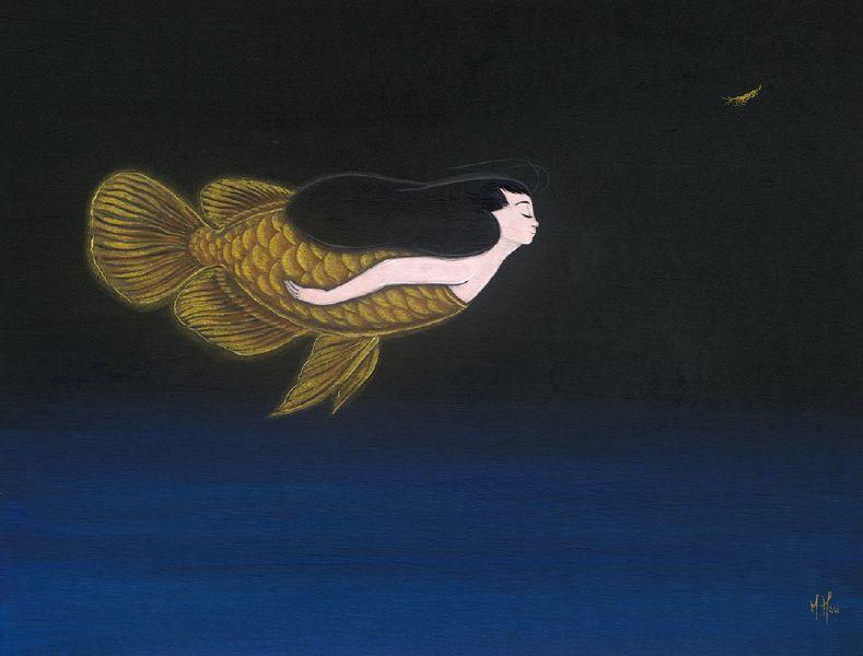 徐鈺樺 -Gold Dragon 金龍