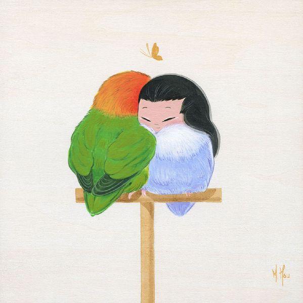 徐鈺樺 -小鳥依人-平靜