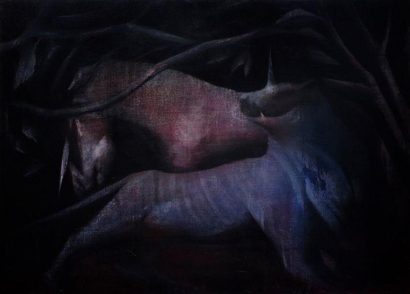 鄭思宇-獅子與角馬