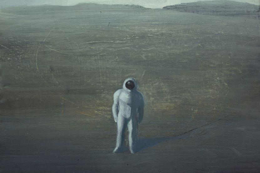 鄭思宇-荒原