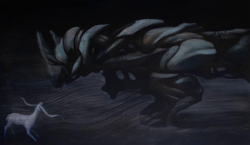 鄭思宇-暗之地的探索