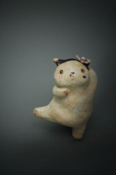 白昱軒-「跳舞貓系列」 小貓2號