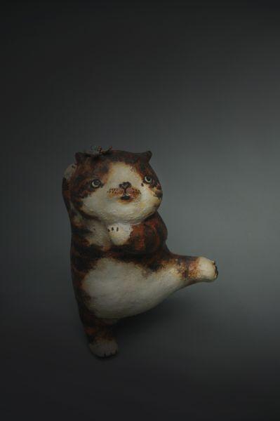 白昱軒-「跳舞貓系列」 小貓5號
