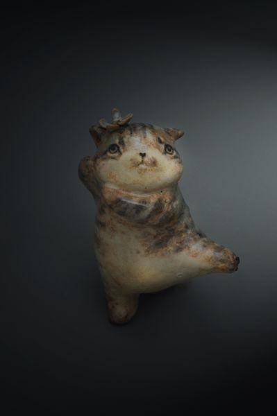 白昱軒-「跳舞貓系列」 小貓6號