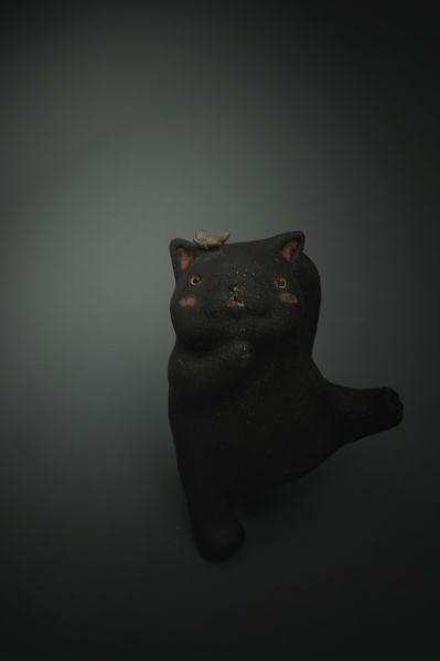 白昱軒-「跳舞貓系列」 小貓7號