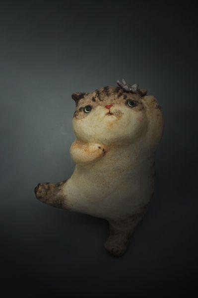 白昱軒-「跳舞貓系列」 小貓10號