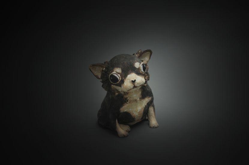 白昱軒-「厭世狗也想當貓的一天系列」 吉娃娃