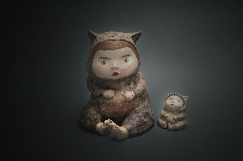 白昱軒-「放空當貓系列」 休息去吧 傷口會變得很美