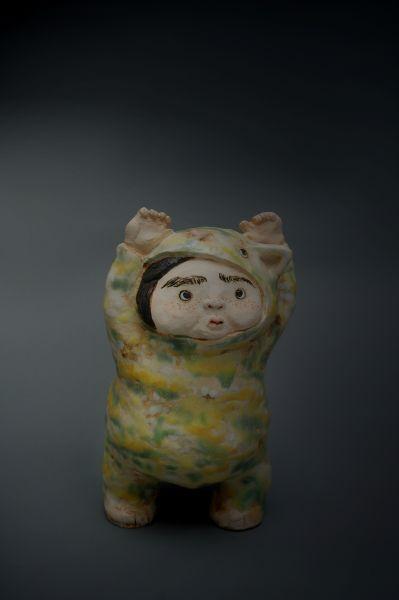 白昱軒-「得以伸展當貓系列」 我是自由的2號貓人