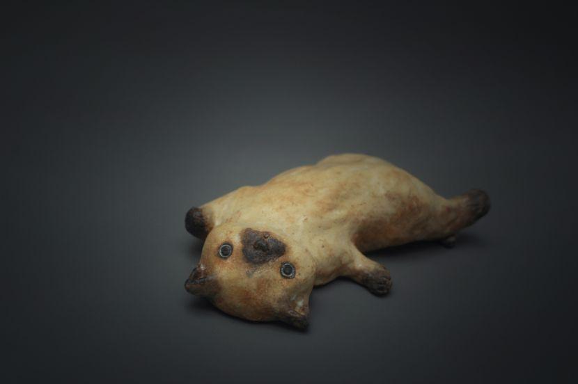白昱軒-「躺著耍廢當貓系列」 一起耍賴貓2