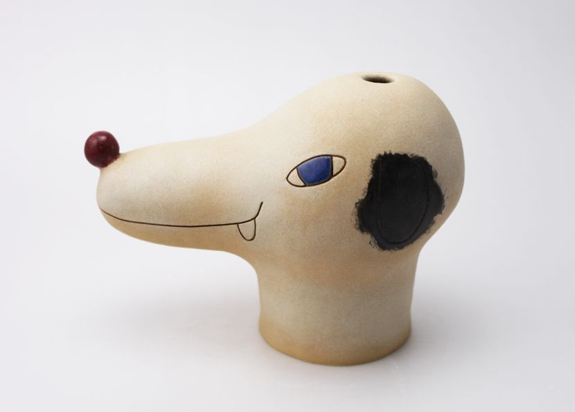 莊雁婷-小毛花瓶