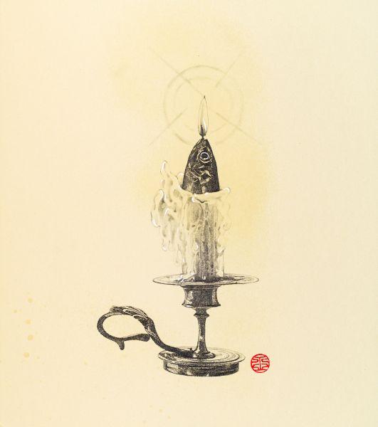 巫宇庭-燈火