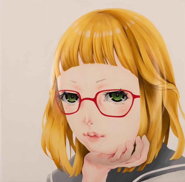 KIMIKO CHIKUMA-Cool Beauty