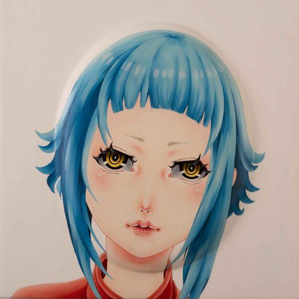 KIMIKO CHIKUMA-Virtual Girl