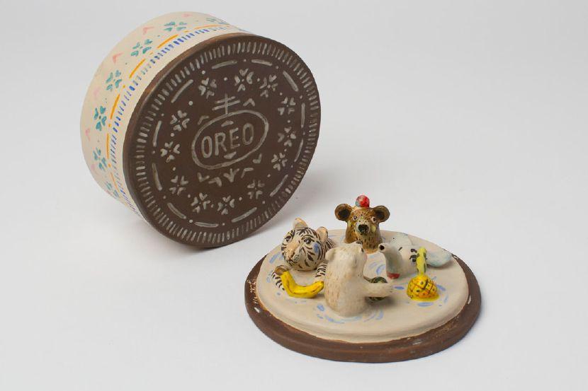 伍玳黎-Oreo餅乾