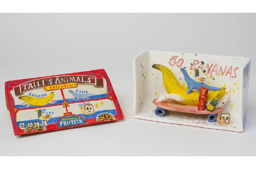 伍玳黎-動物餅乾